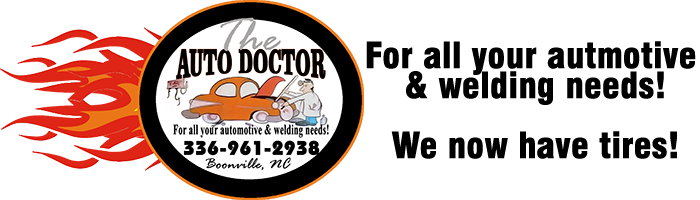 The Auto Doctor of Boonville Logo